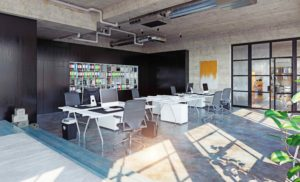 design ufficio moderno