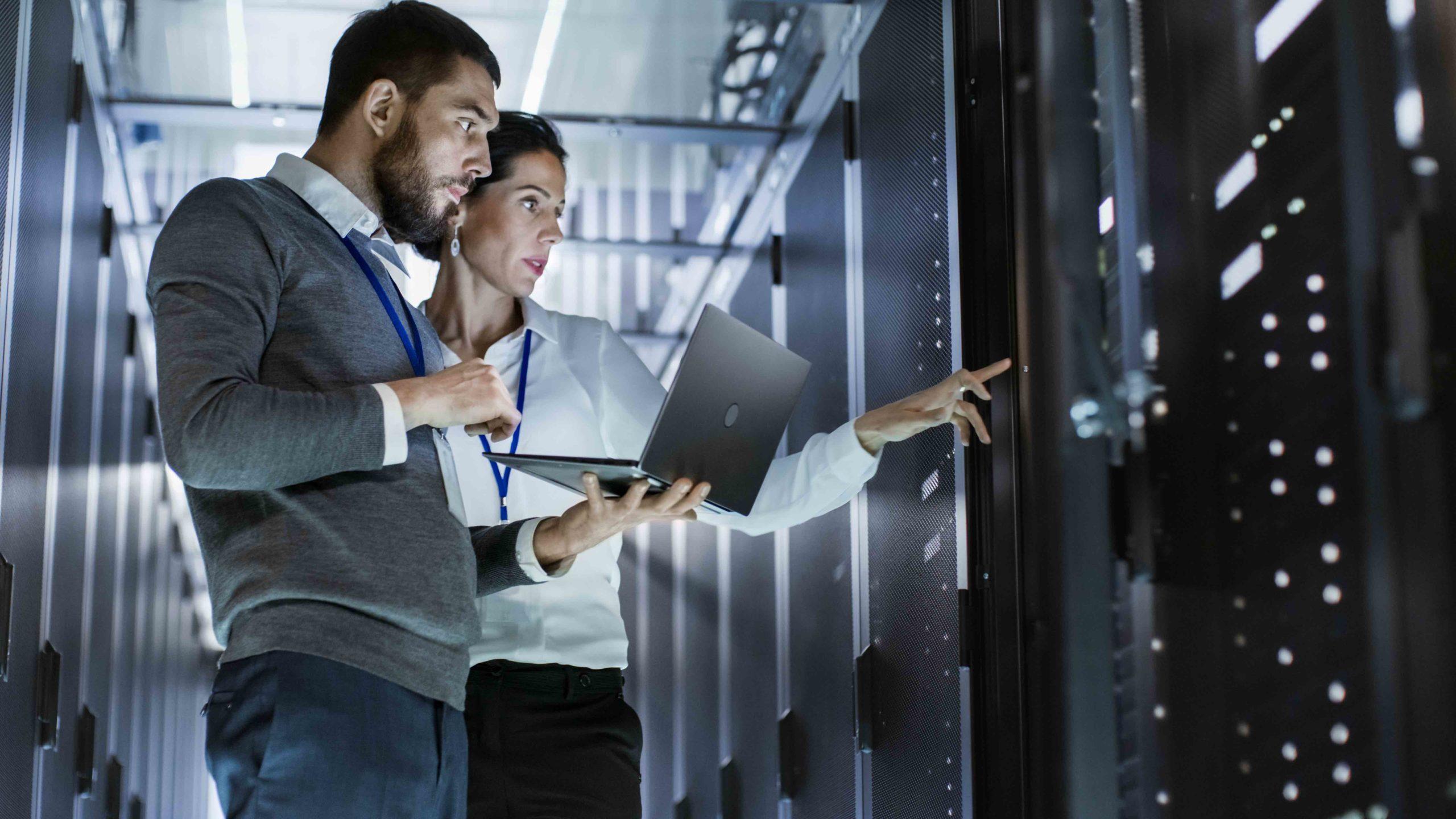 virtualizzazione server azienda