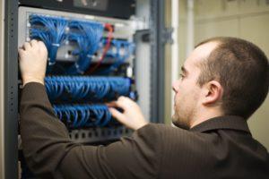 come installare infrastruttura rete